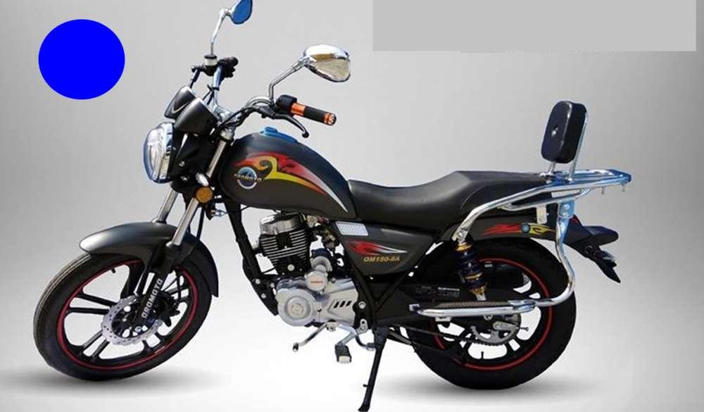 MOTOCICLETA OROMOTO//OM1508A//IMPORTADORA CHIMASA