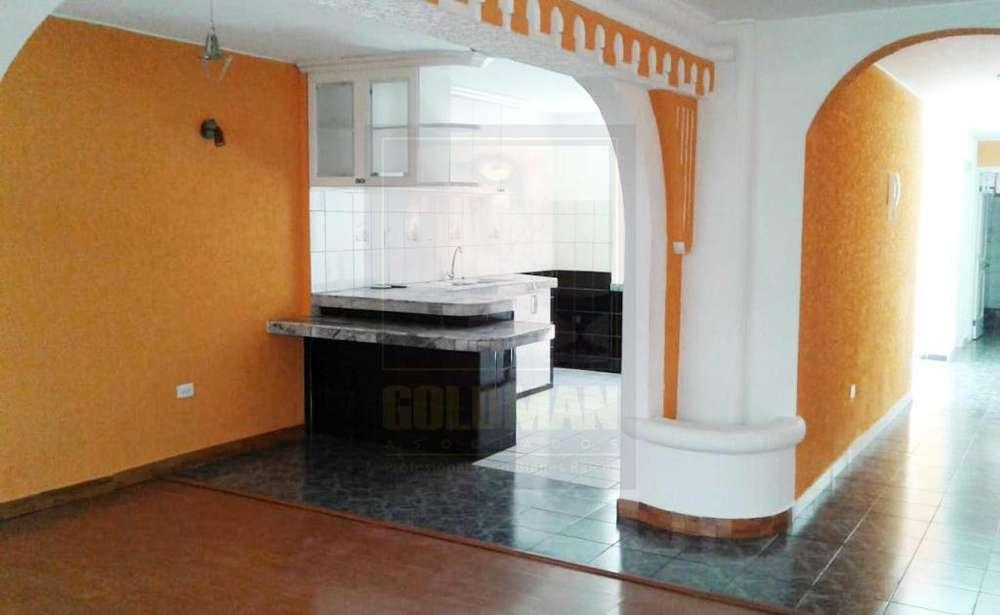 Carcelén, casa, 140 m2, alquiler, 3 habitaciones, 2 baños, 1 parqueadero