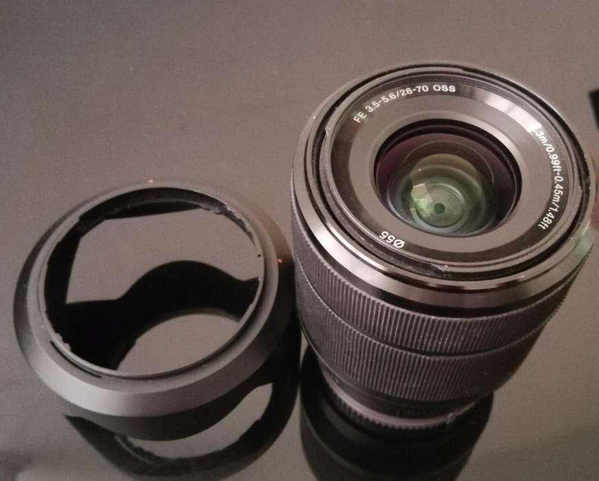 Lente Sony 28-70mm F3.5-5.6 Fe