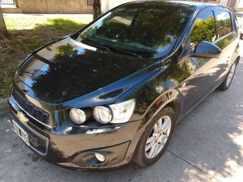Chevrolet Sonic 2013 - 86800 km