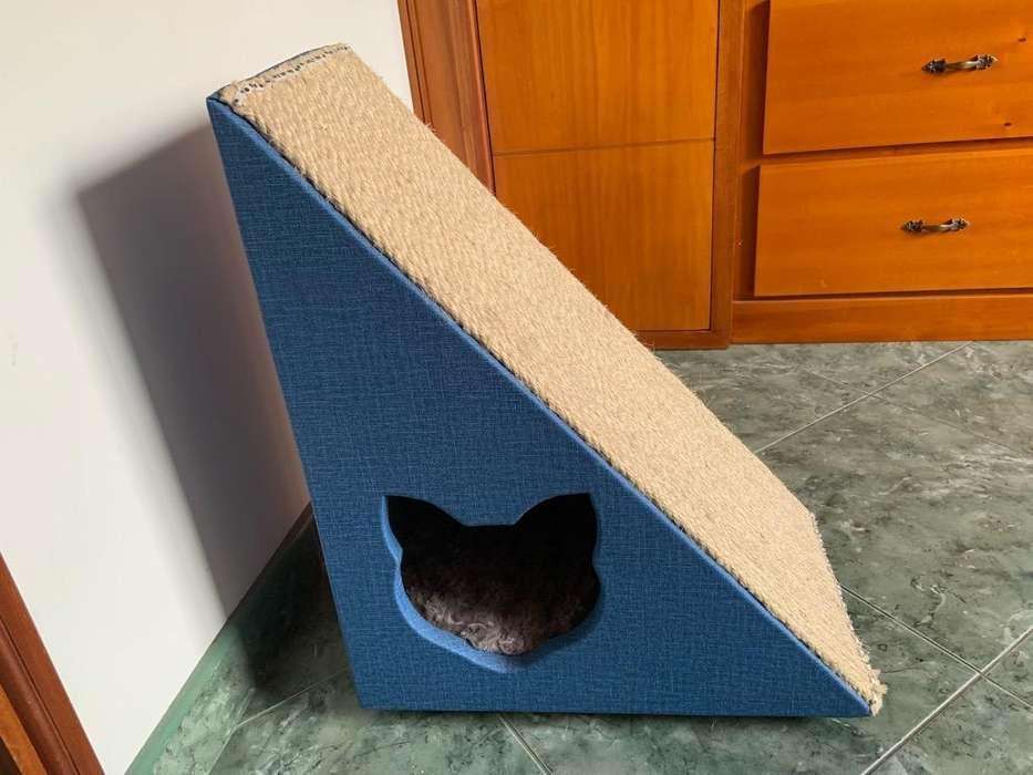 Rascador Cama para Gatos