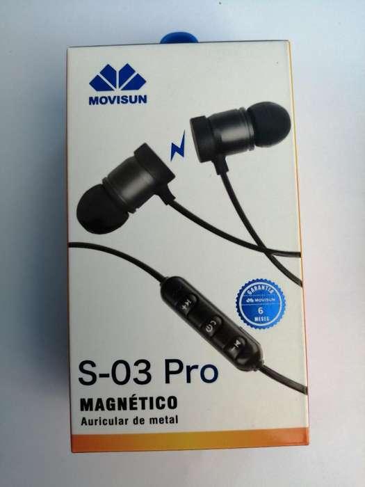 Audífonos Inalámbricos Magnéticos