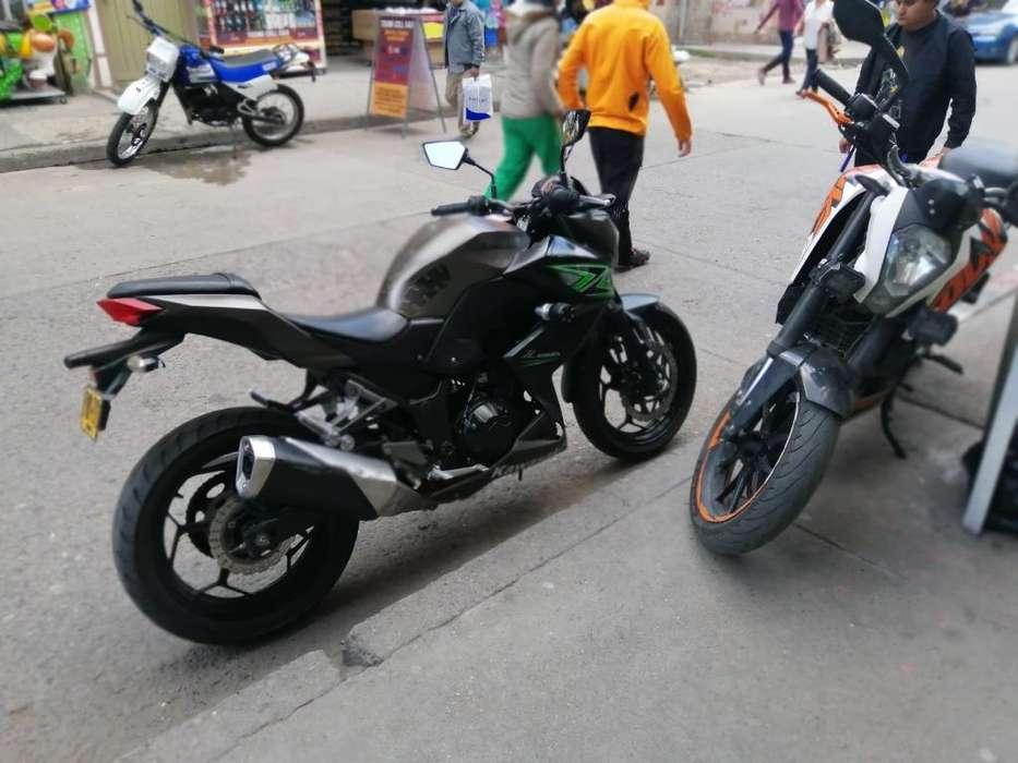 Vendo Hermosa <strong>kawasaki</strong> Z 250