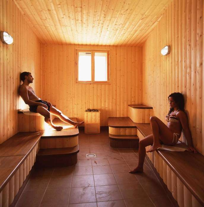 calderas para saunas