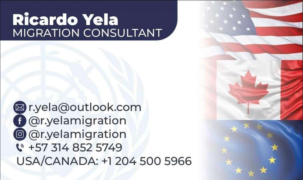 Servicios profesionales en visas ymigración
