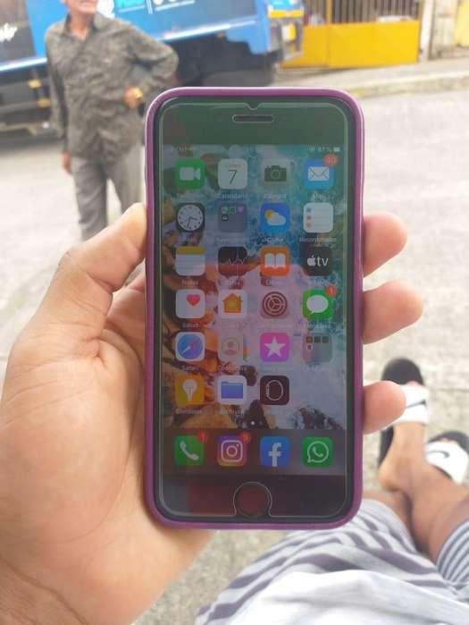 Vendo iPhone 6S de 32 (No Coje Huella)