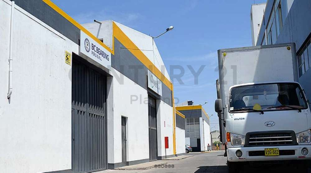 SE ALQUILA LOCAL INDUSTRIAL EN AREQUIPA