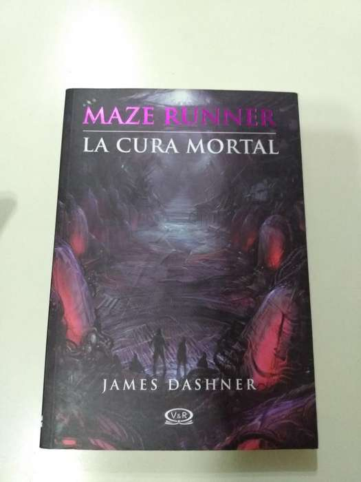 Libro Maze Runner La Cura Mortal