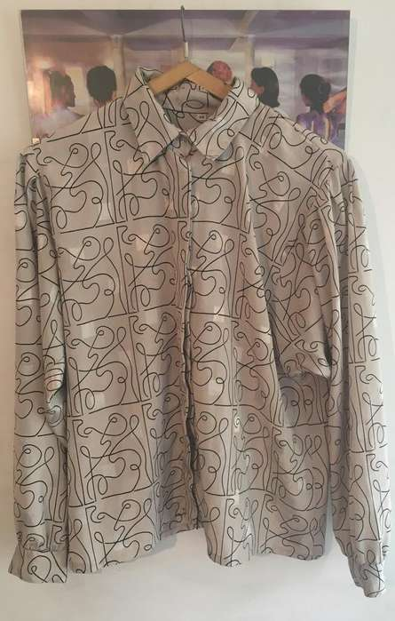 <strong>camisa</strong> Vintage