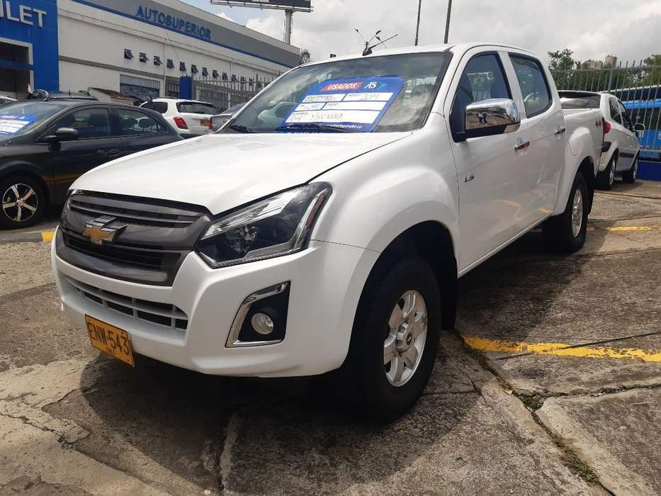 Chevrolet Dmax 2019 - 6341 km