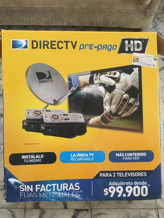 Directv Prepago HD 2Tv