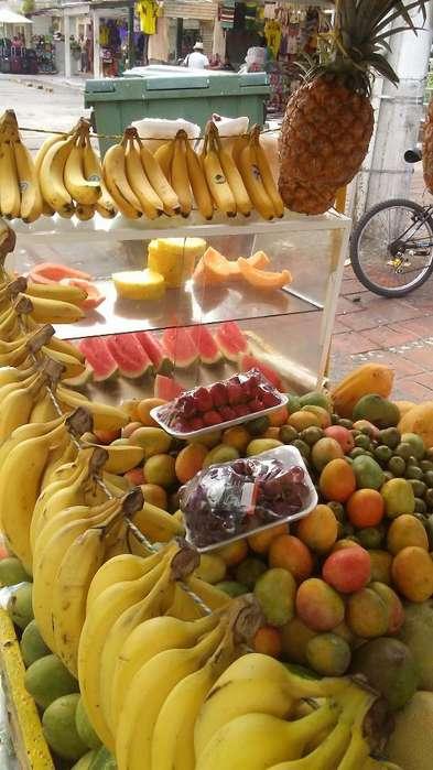 Vendo Negicio de Frutas Y Ensaladas