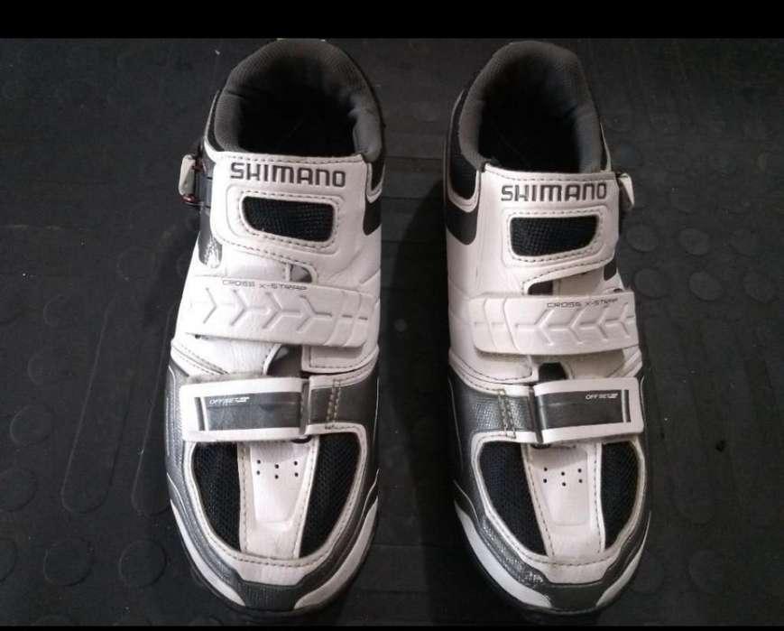 Vendo Zapatillas Shimano