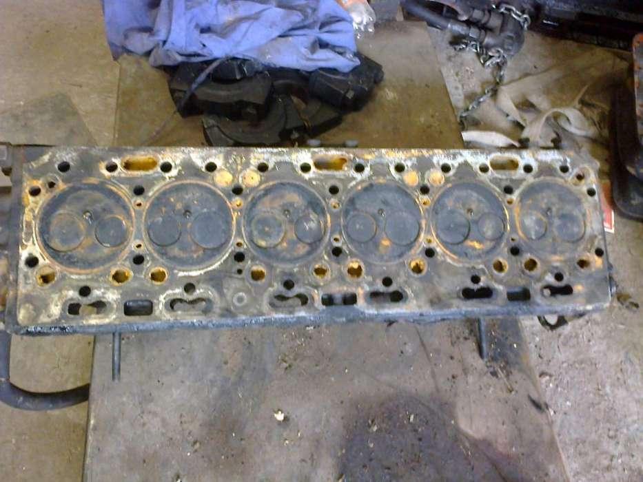 Desarme Motor Perkins 6-354