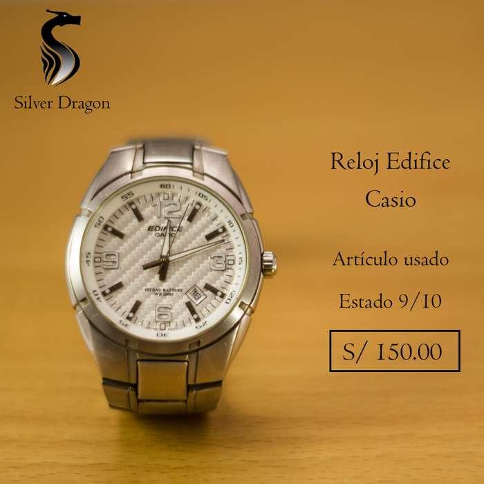 022465a075e1 Edifice Perú - Relojes - Joyas - Accesorios Perú - Moda y Belleza P-2