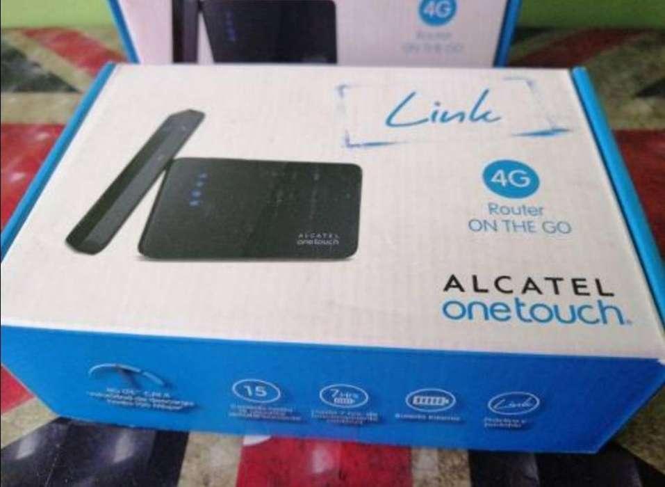 4g Wifi Movil Mifi Alcatel Y859nc Cualqu