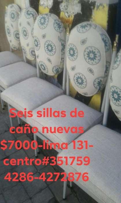 Seis Sillas de Caño Nuevas-lima131-centr