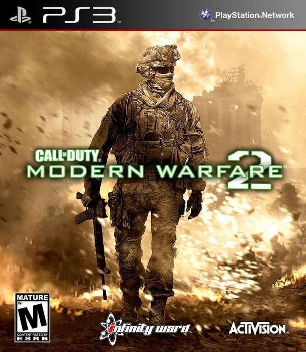 Call Duty Mw2 UsadoPs3