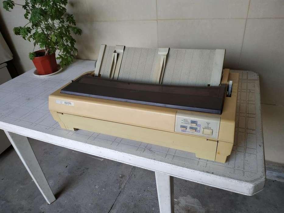 Impresora Epson FX1170 para repuestos