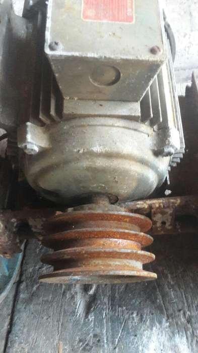 Motor Electrico Funciona Trifasico