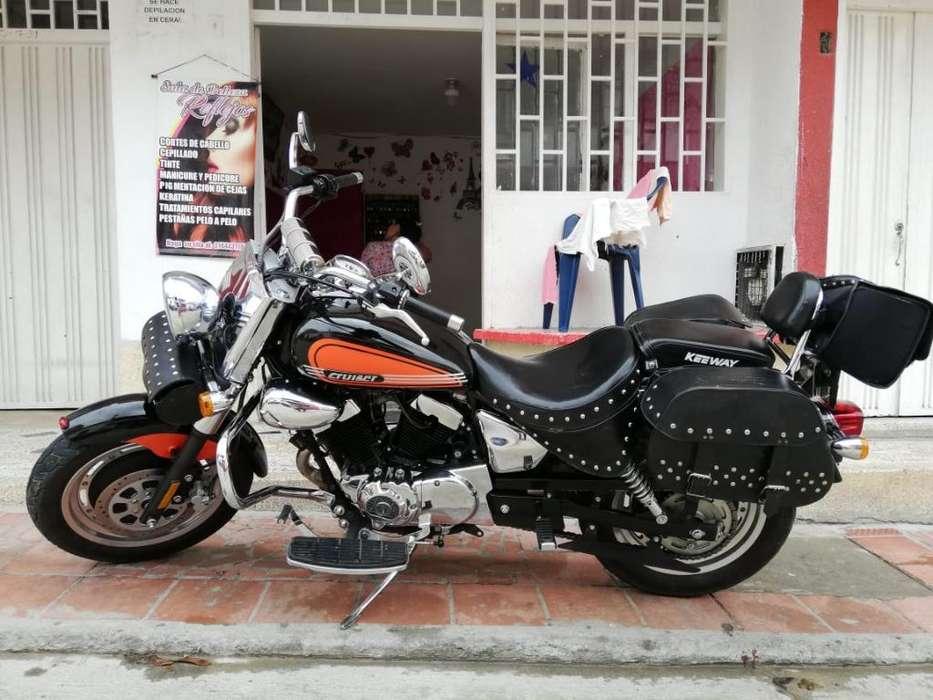 Venta Moto Crueser 250