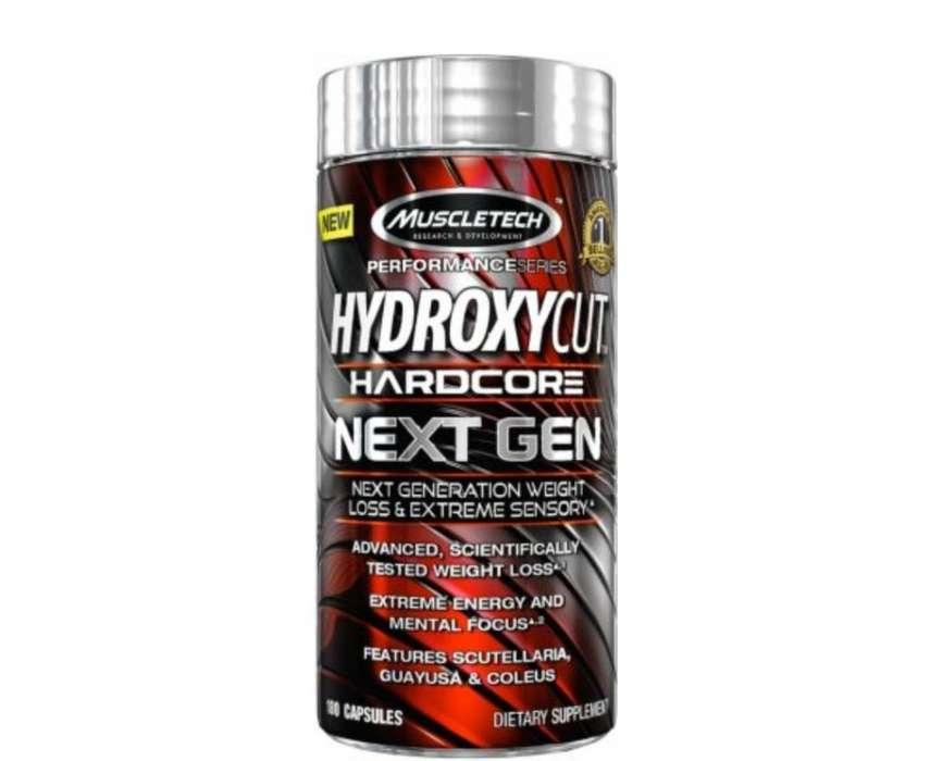 Hydroxycut Hardcore Next Gen 180 Cap