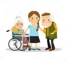 Señora o srta para cuidado de ancianos