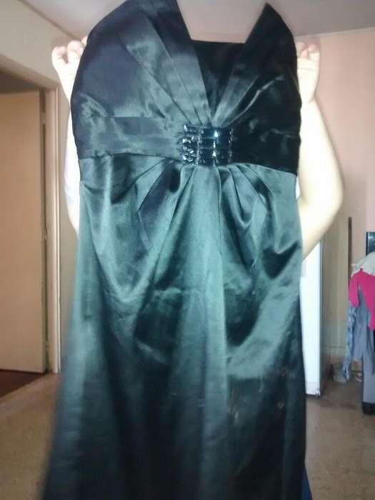 Vestido de Fiesta Talle:m