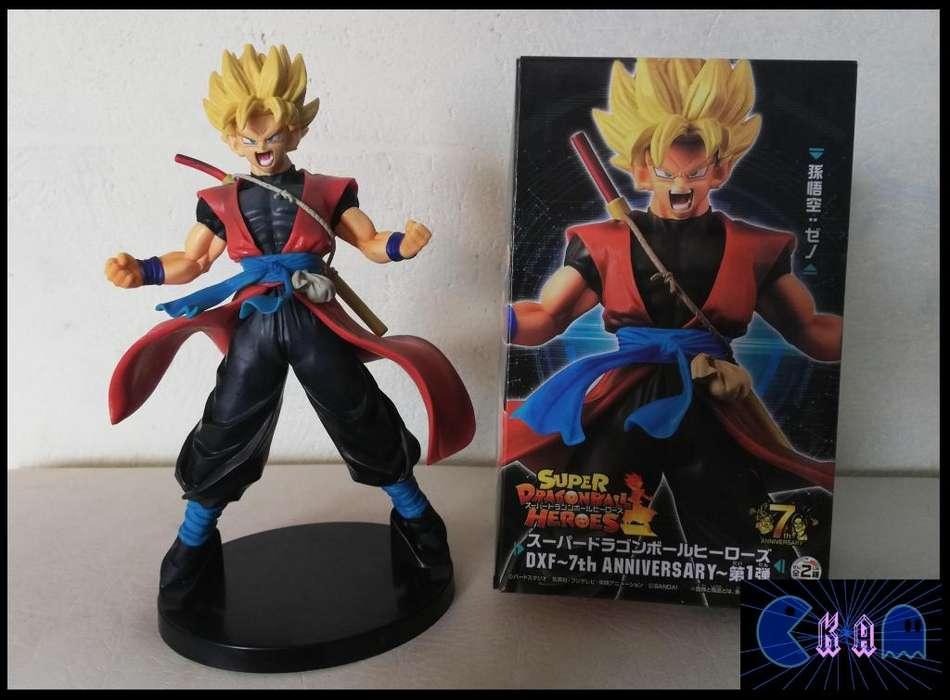 Figura Goku xeno super dragon ball heroes