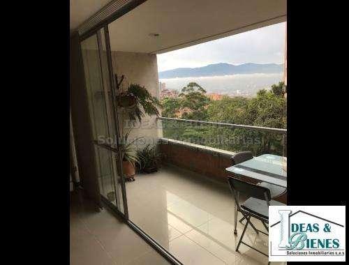 Apartamento en Venta Envigado Sector Loma Del Chocho: Código 796169