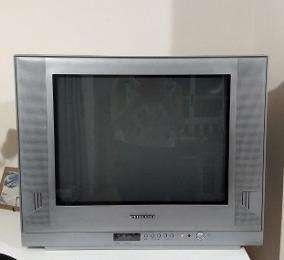 TV Philco 21 pulgadas ,pantalla plana,con remoto