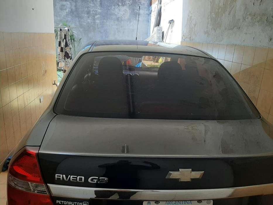 Chevrolet Aveo G3 2012 - 140000 km