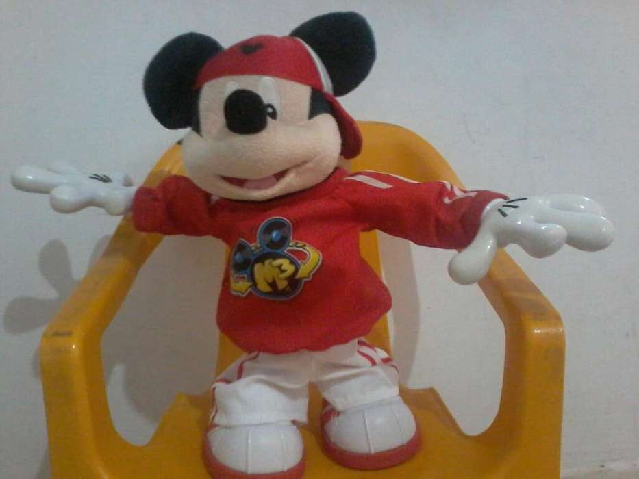 Mickey Mouse M3 Bailarin Fisher Price