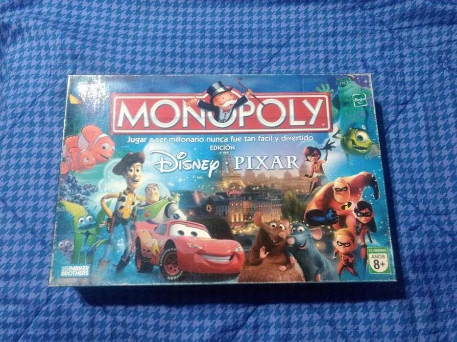 Monopoly Disney Pixar