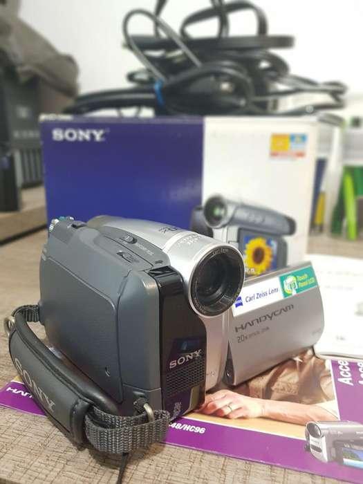 Video Cámara Sony Dcr-hc28