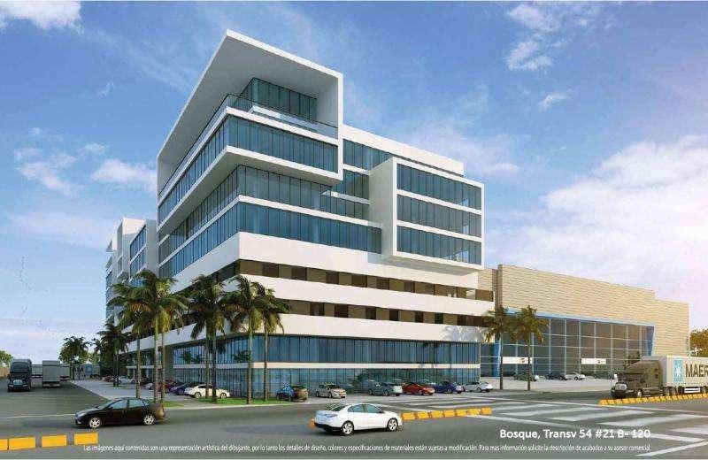 Cod. VBARE71800 Oficina En Venta En Cartagena Bosque