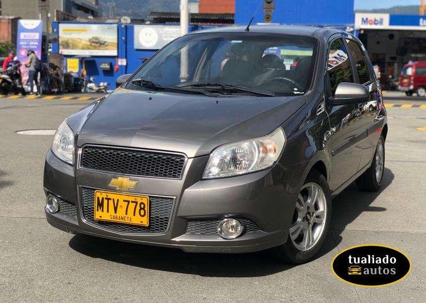 Chevrolet Aveo Emotion 2013 - 92000 km