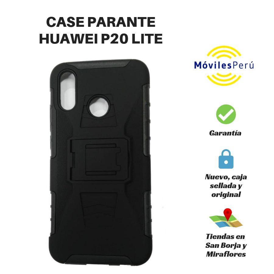 CASE PARANTE HUAWEI P20 LITE NUEVO, ORIGINAL, TIENDAS FÍSICAS