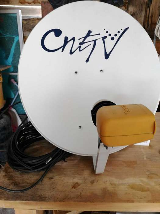 Antena CNT