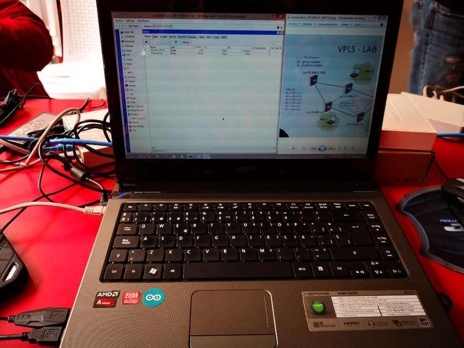 Vendo O Cambio Portátil Acer Amd A8