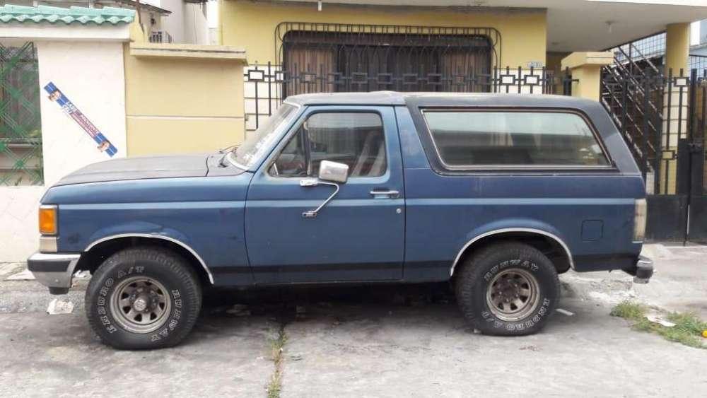 Ford Bronco 1988 - 178000 km