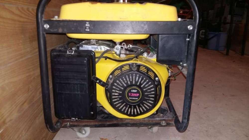 Generador Eléctrico 5500wts Solo Vendo