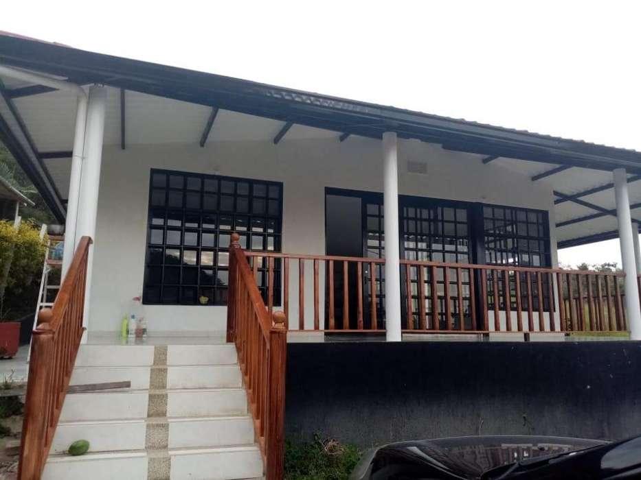 vendo hermosa casa quinta en fusagasugá vía arbeláez para estrenar
