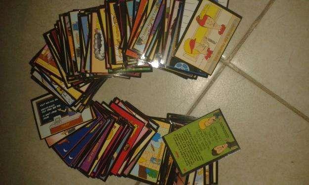 Tarjetas Coleccionables de Beavis Butthead