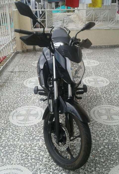 Vendo Moto Akt Cr4 Modelo 2020