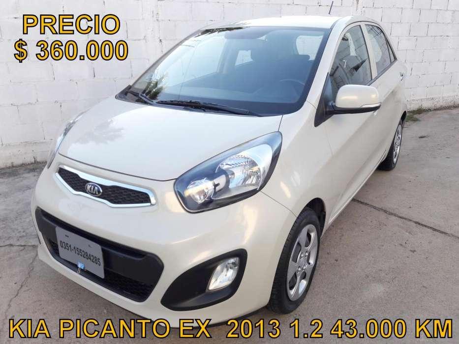 Kia Picanto 2013 - 43000 km
