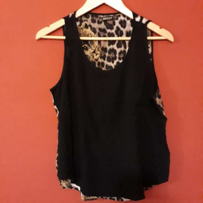 Musculosa Marca Sweet Talle M