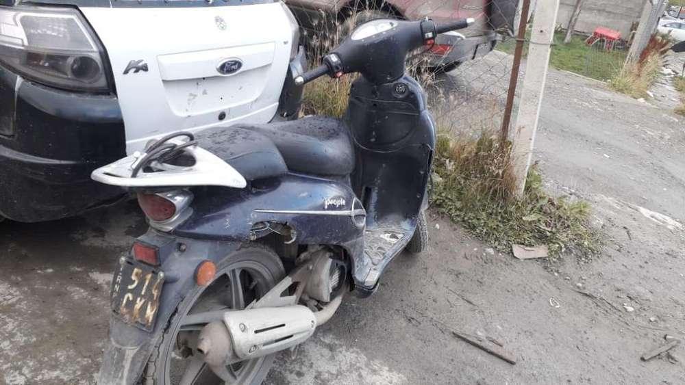 Moto Kymco Sooter 50