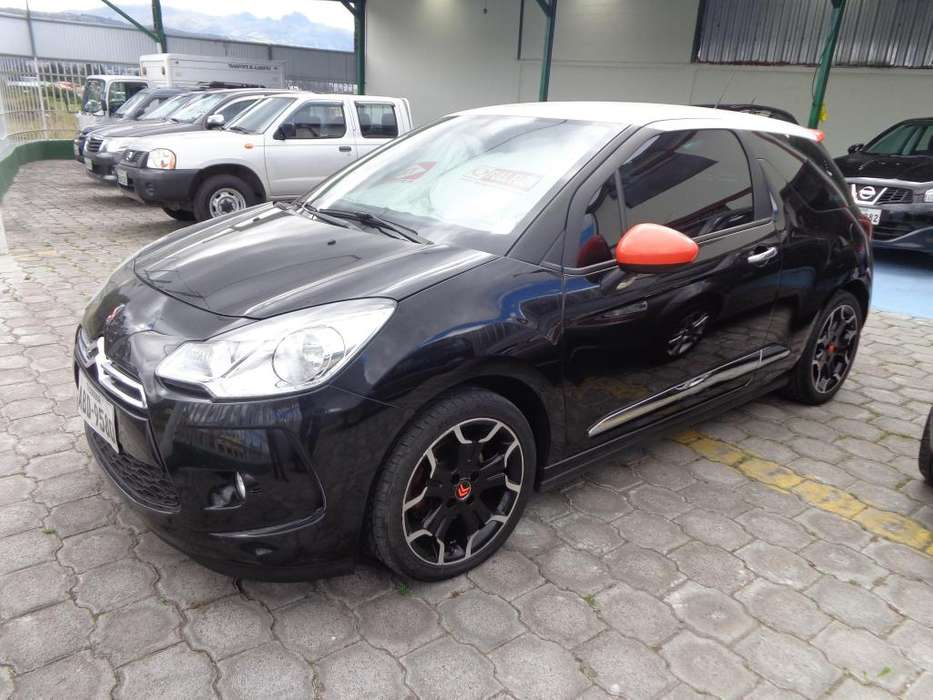 Citroen DS3 2014 - 75145 km