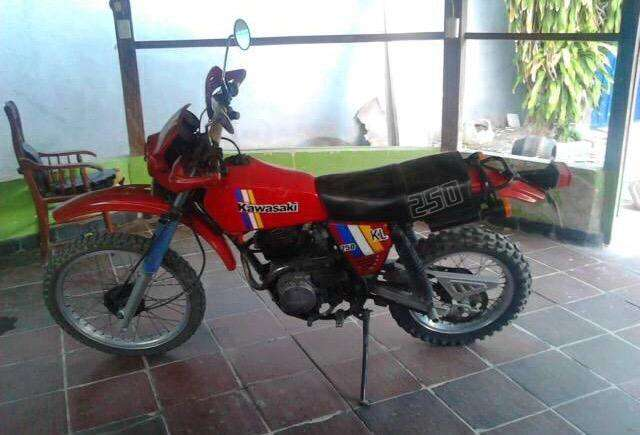 Se Vende Moto negociable